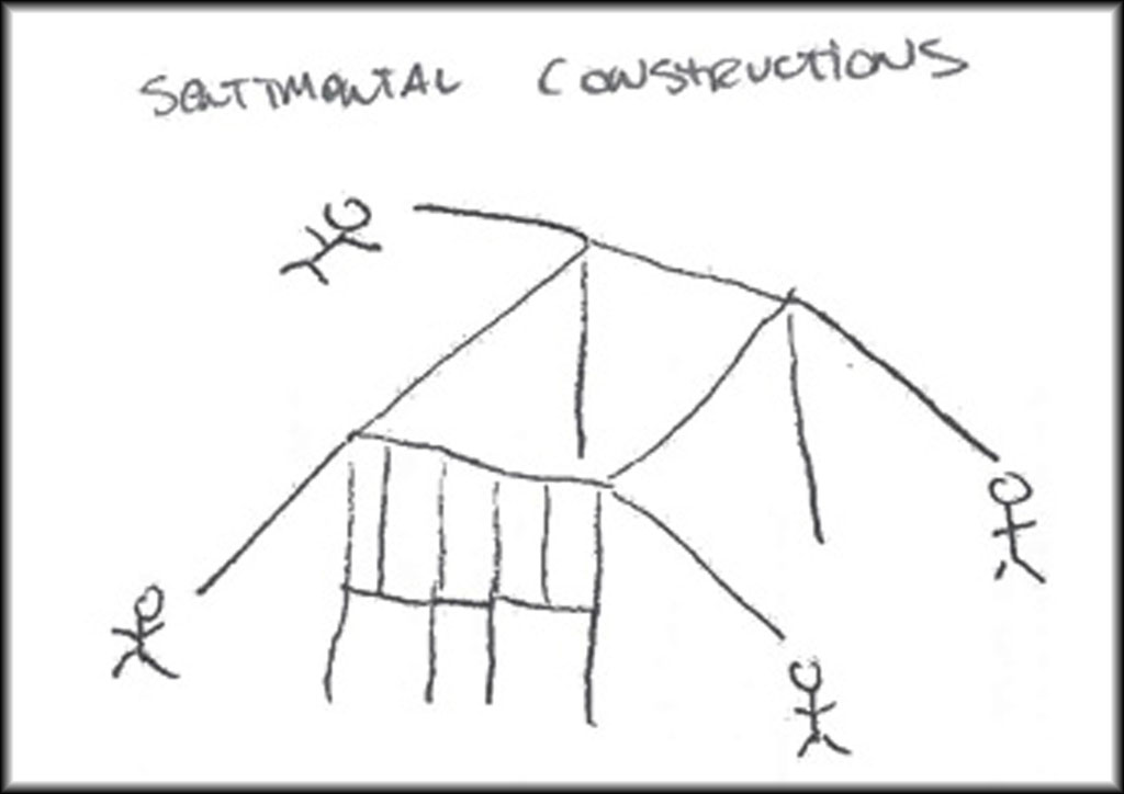 Sentimental Construction 1, sketch