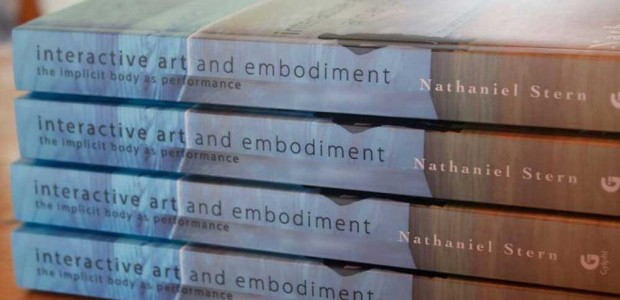 New book! 'Interactive Art and Embodiment: The Implicit Body as Performance' underscores the stakes for interactive and digital art