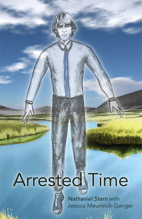 Arrested Time booklet, Nathaniel Stern + Jessica Meuninck-Ganger
