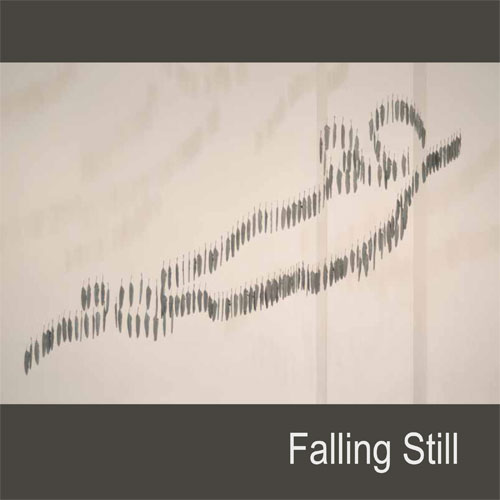 Falling Still booklet, Nathaniel Stern + Yevgeniya Kaganovich