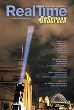 nathaniel stern: RealTime Magazine